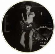 "INTERVIEW TOPHAT & CANE - UK 10"" PICTURE DISC (CLEAR RIM)"